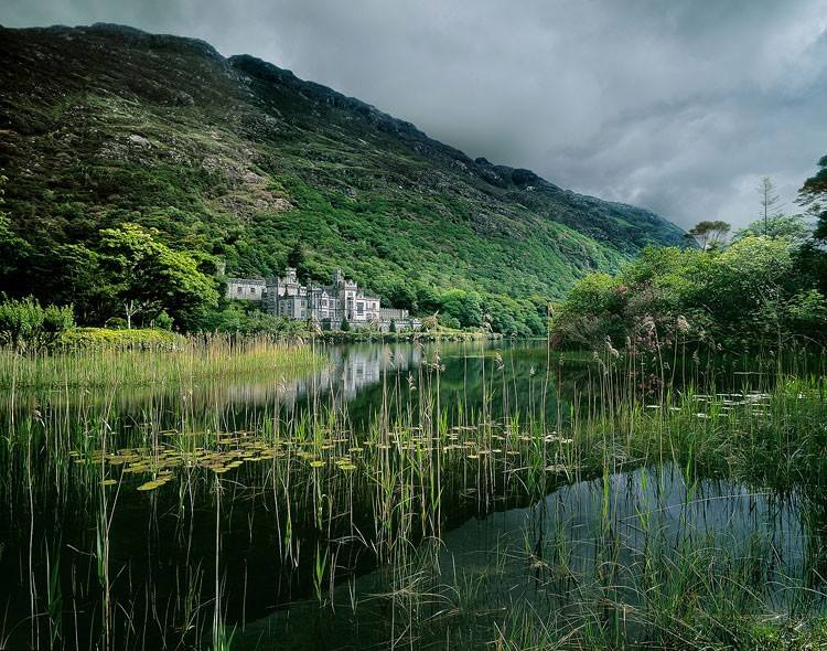 Kylemore Abbey Co. Galwayy