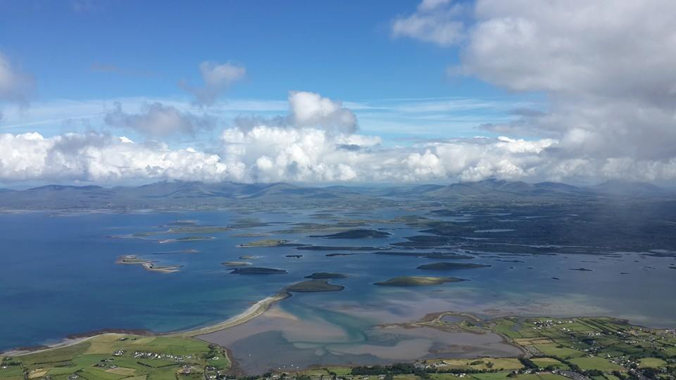 Clew Bay, Co. Mayo.