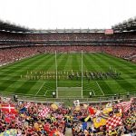 All-Ireland Final, Croke Park, Dublin.