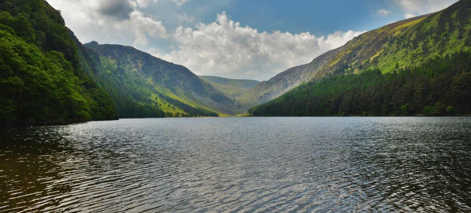 Glendalough, Co. Wicklow.