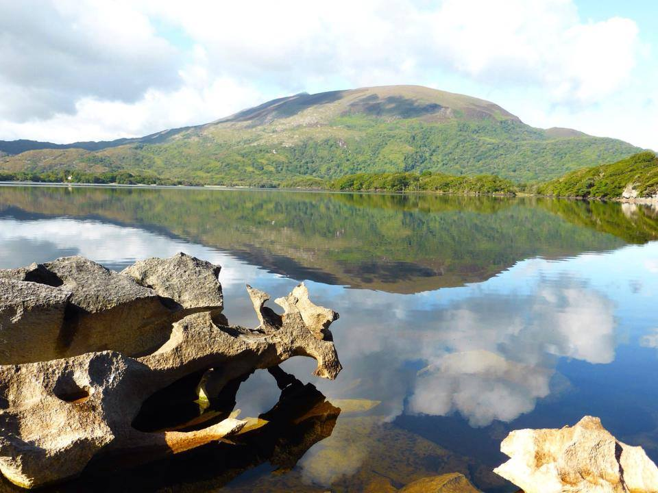 On a road trip from Limerick to Cork via Kerry, check out Killarney National Park