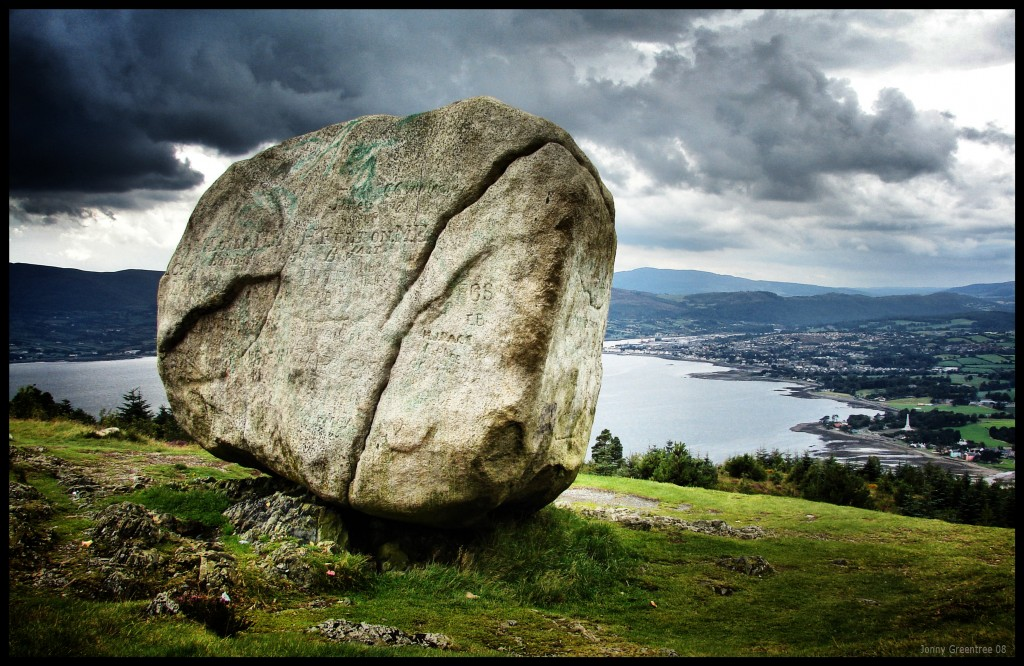 Cloughmor Stone, Co. Down.