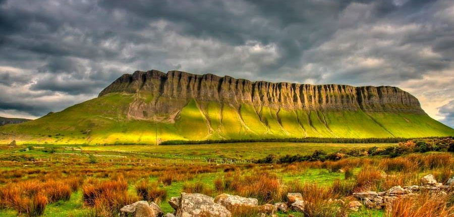 Benbulben, Co. Sligo.