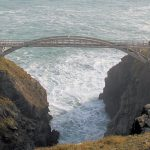 Mizen Head Bridge, Co. Cork.