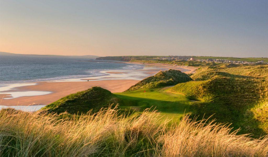 Ballybunion Golf Club in Kerry has a beautiful course