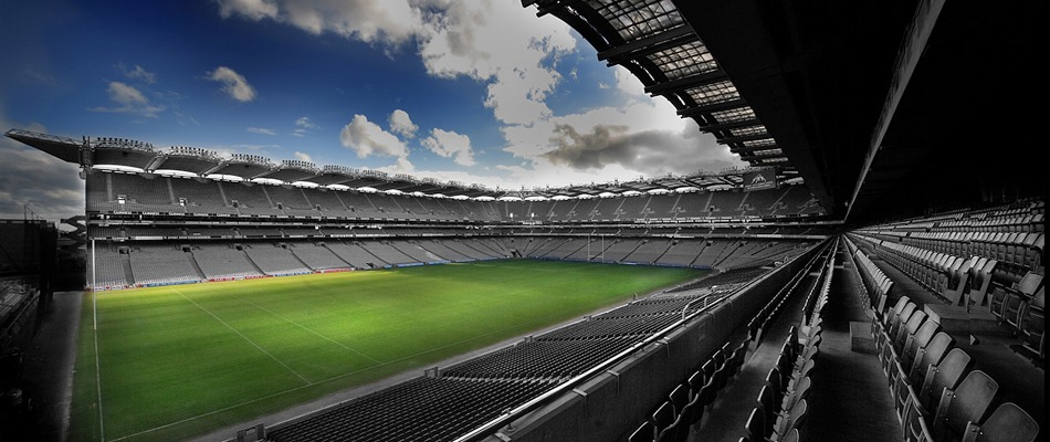 Croke Park in Dublin is a potential match location