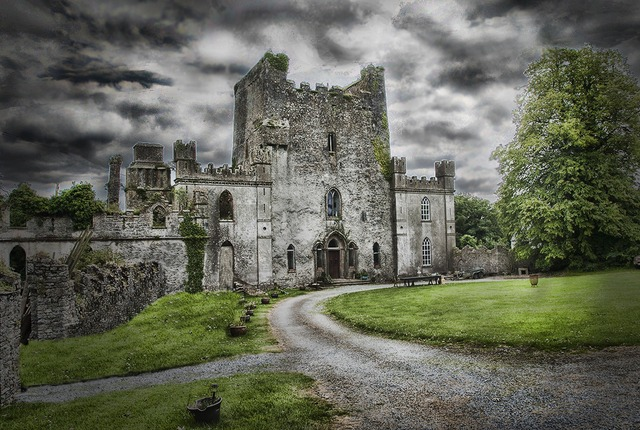 The World's Most Haunted Castle is in Ireland: Leap Castle