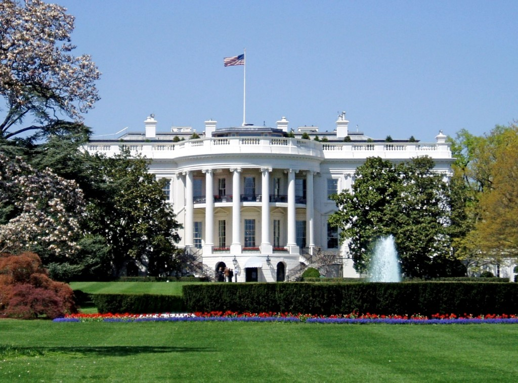 An Irishman was the person who had designed the White House after wining a competition in doing so earlier.