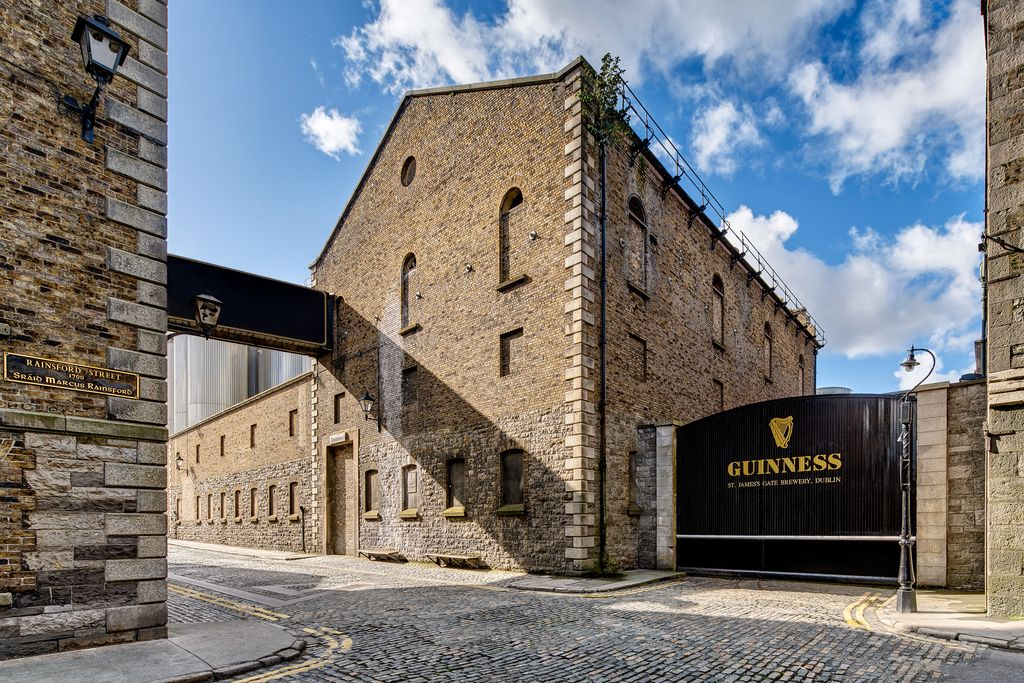 Guinness Storehouse named Ireland's top visitor attraction of 2019