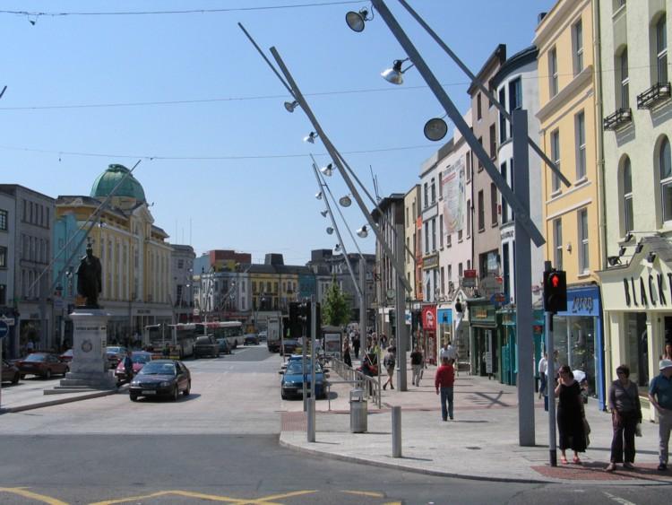 Car Hire Cork City Ireland