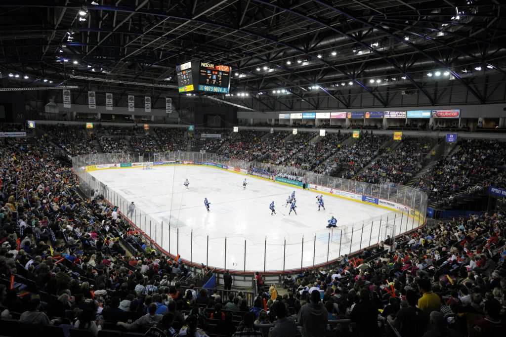 The SSE Arena is the top place to grab a Belfast Giant's game.