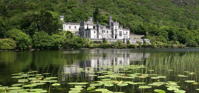 The Kylemore Abbey and Victorian Walled Garden are some of the top beautiful public gardens in Ireland.