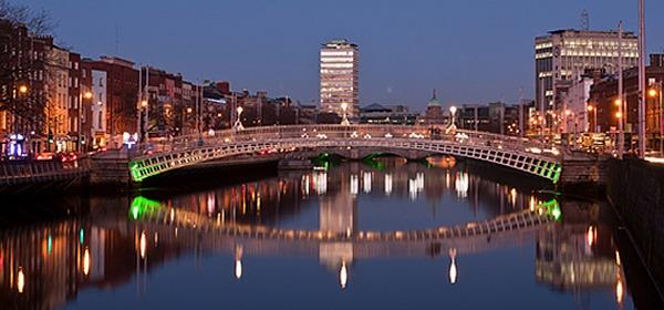Top 20 Settlements In Ireland By Population Ireland