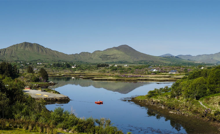 When in Sneem on the Ring of Kerry, be sure to look out for fairies.