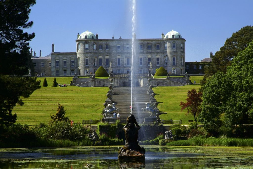 10 fairy-tale wedding locations in Ireland include Powerscourt House and Gardes
