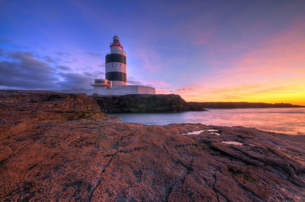 Hook Lighthouse is one of the 10 best things to see along the south coast of Ireland