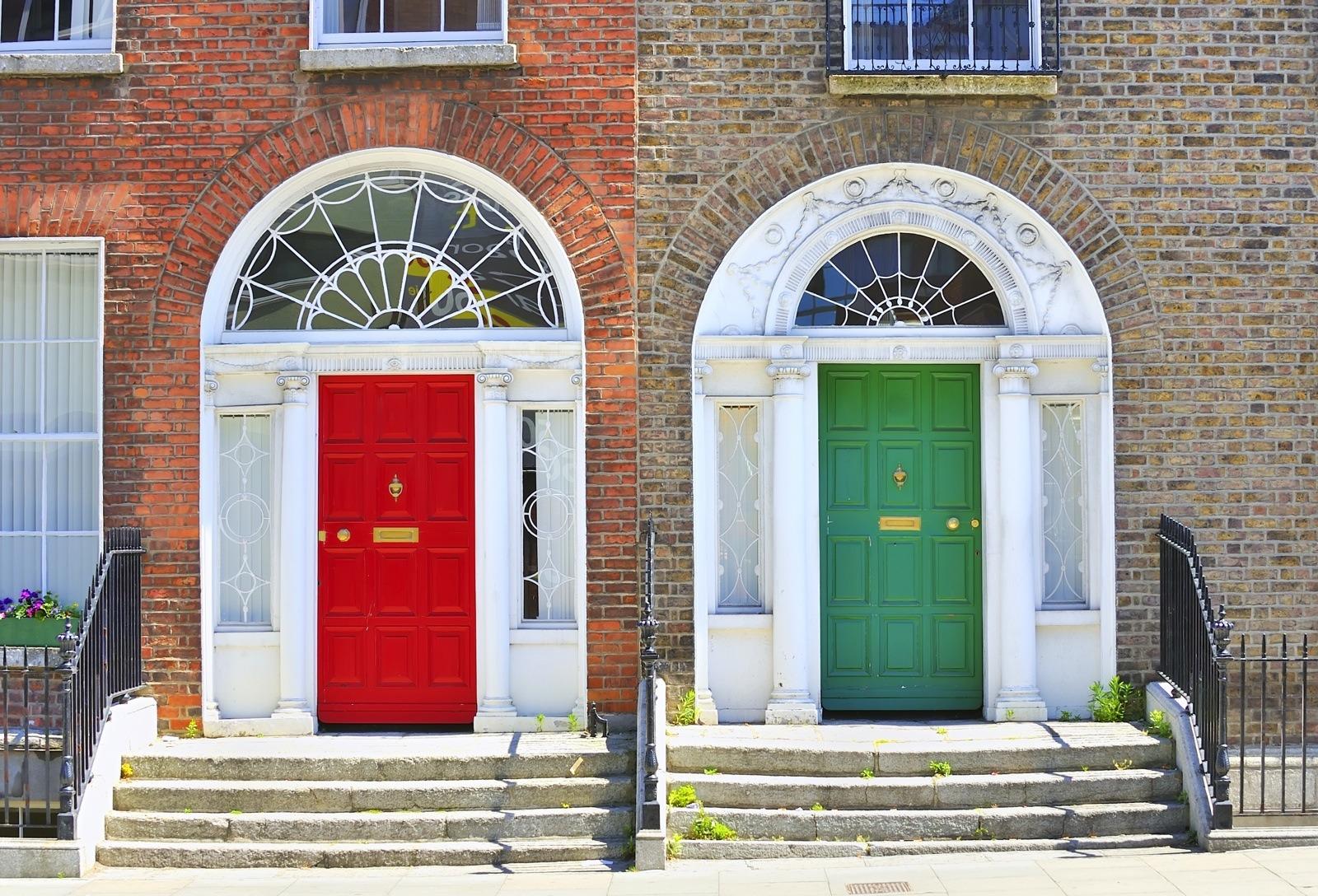 Dublin_Georgian_Doors