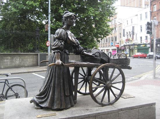 molly-malone-statue