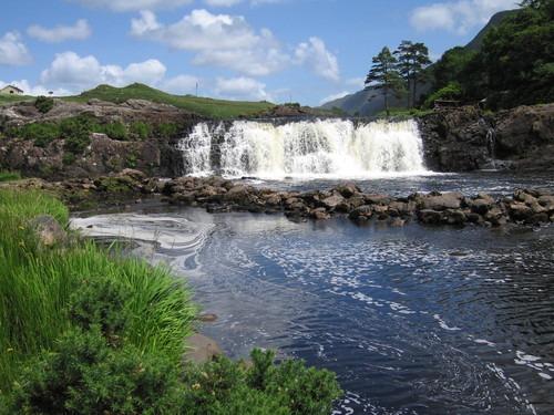 Aasleagh falls, Co. Mayo