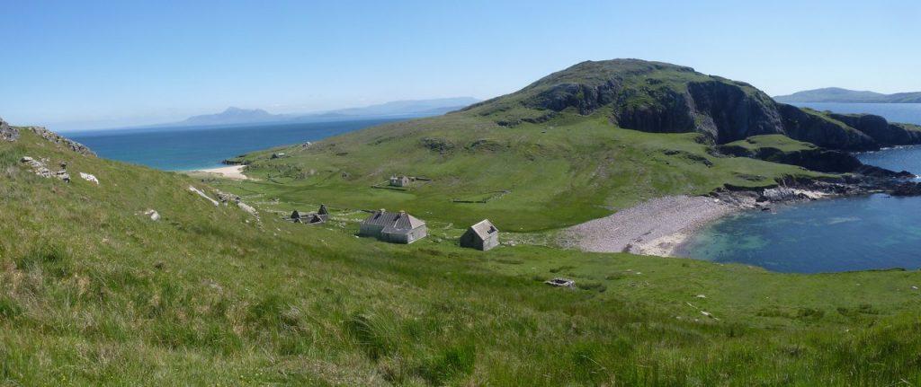 Achillbeg Island, Co. Mayo