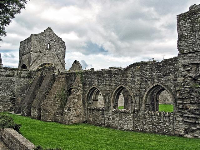 Boyle Abbey, Co. Roscommon