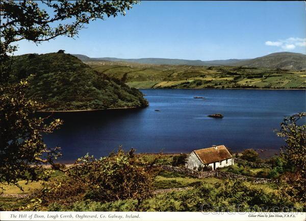 Hill of Doon, Lough Corrib Co
