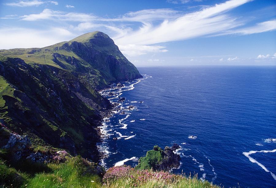 Knockmore Mountain, Clare Island. Credit to Gareth Mccormack