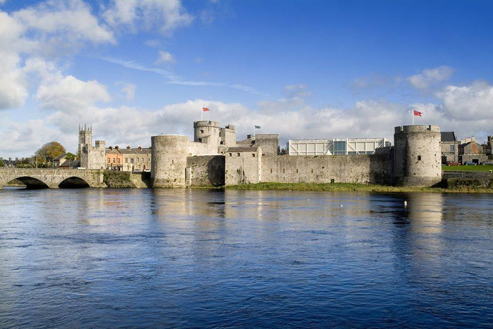 Limerick City, home of the handsome King John's Castle, has had the honour of being named Ireland's inaugural National City of Culture for 2014.