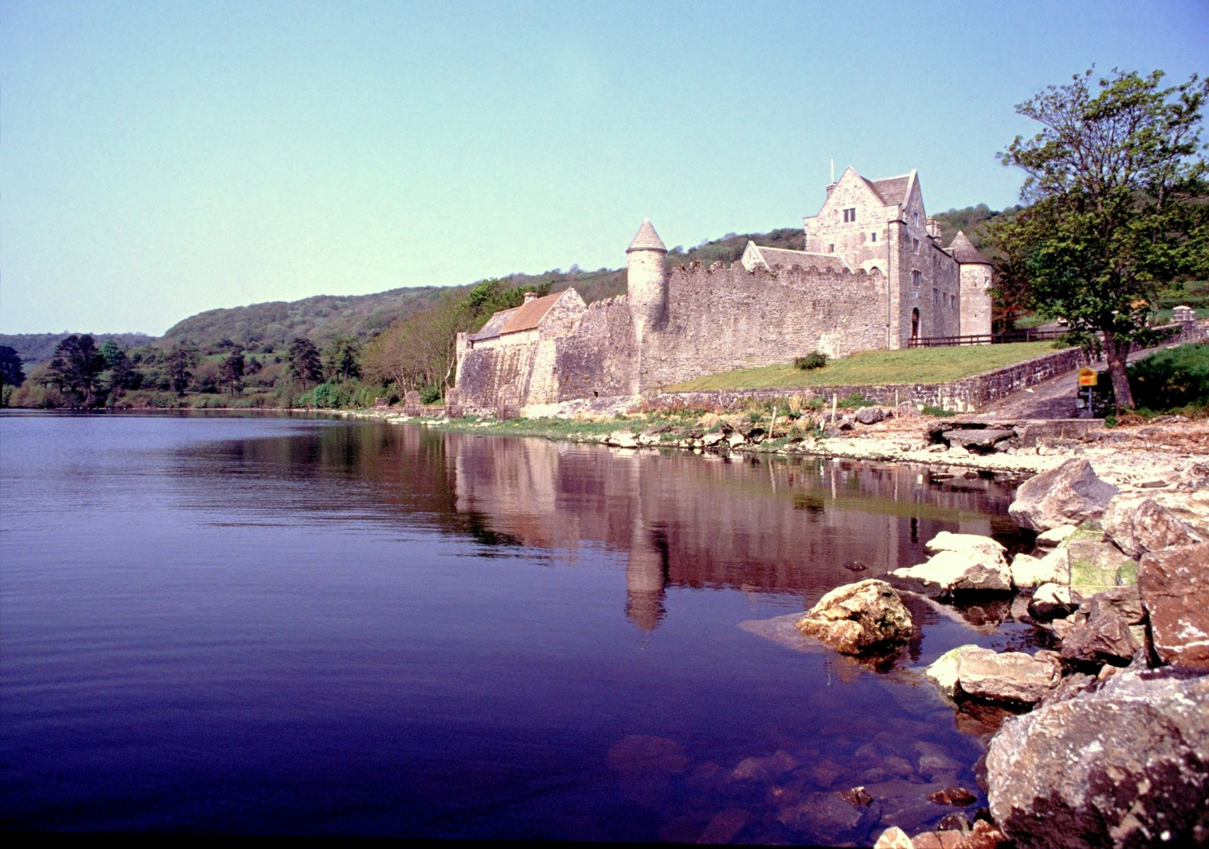 Parkes Castle, Co. Sligo