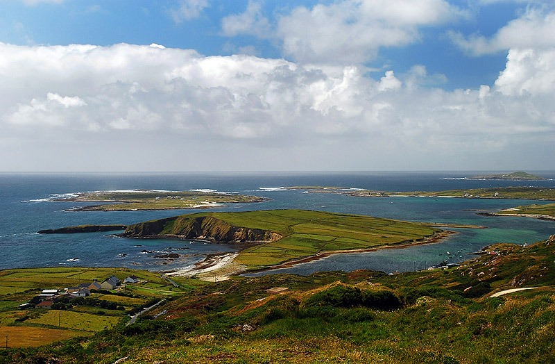 Sky Road, Clifden, Co. Galway.