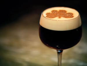 How to make the perfect Irish Coffee