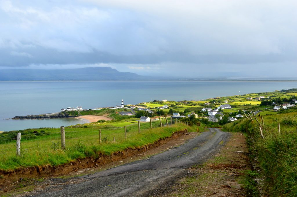 Inishowen lighthouse Gee