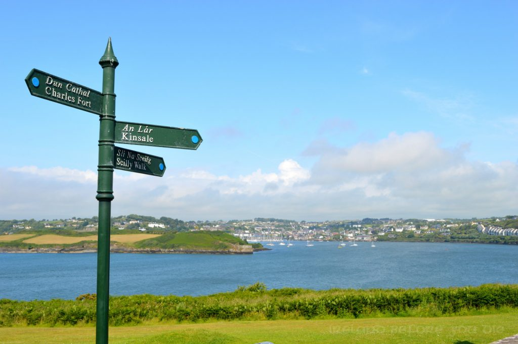 kinsale from charles fort logo