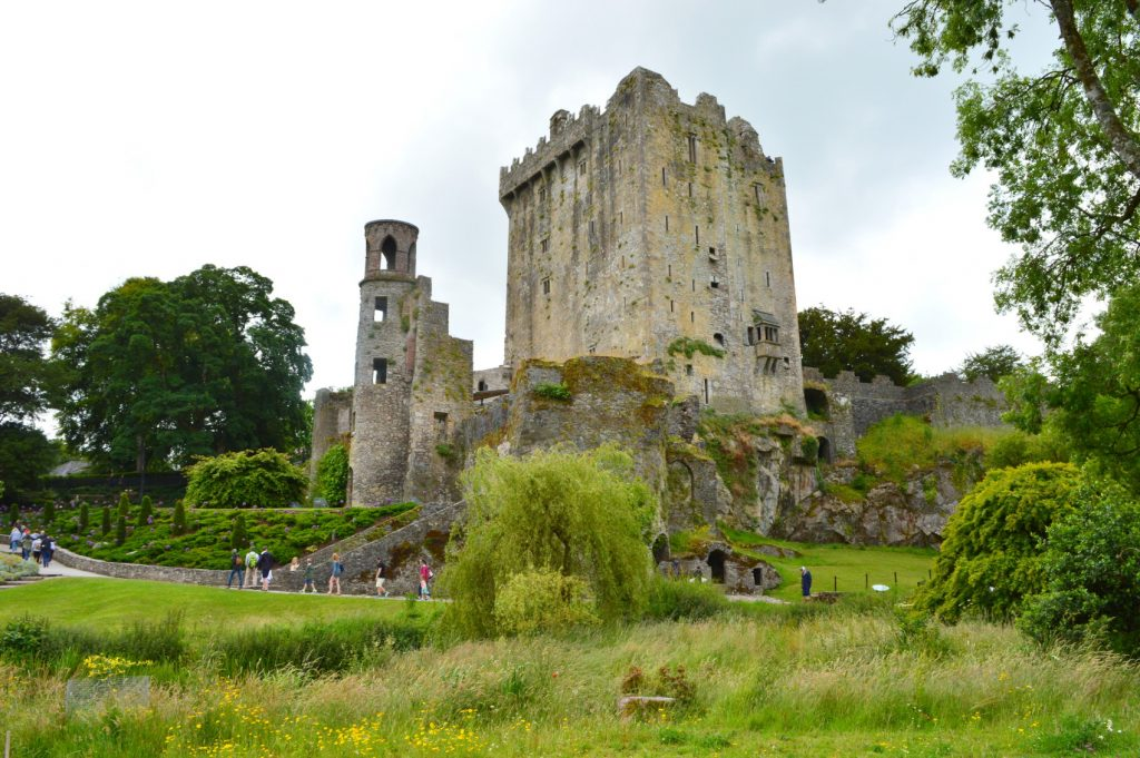 Another of Ireland's tourist attractions you need to visit is Blarney Castle, a top sight.