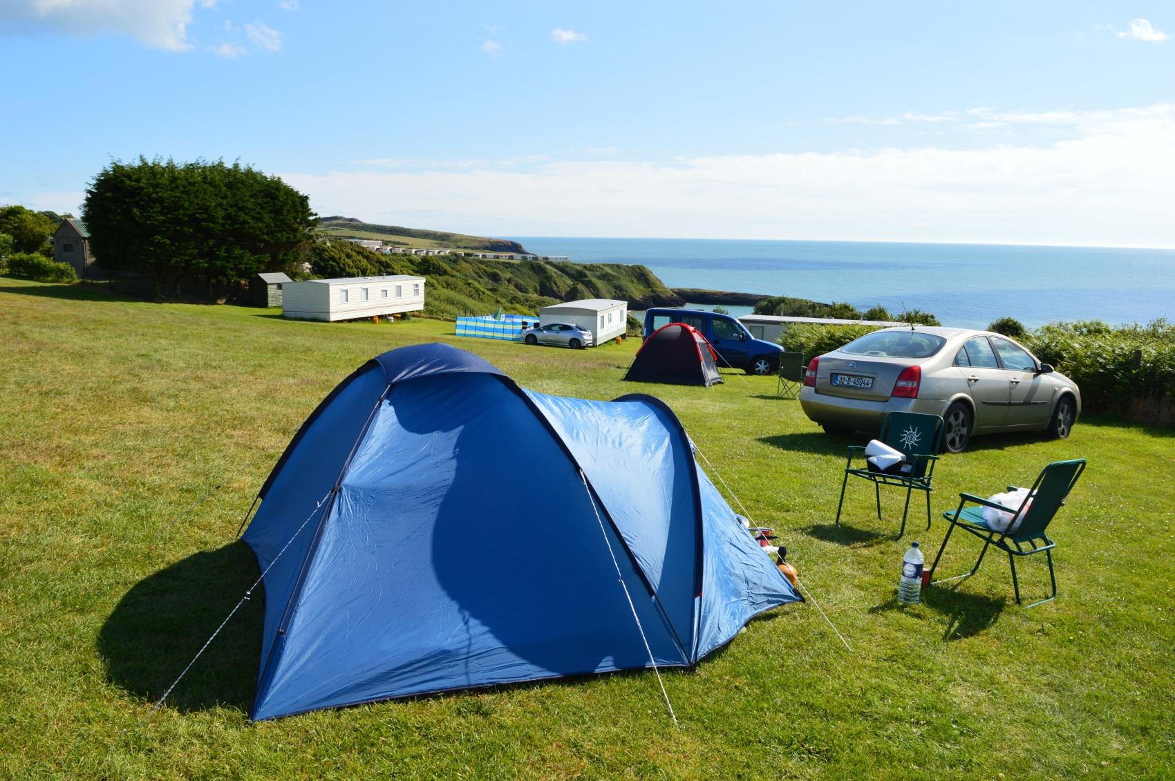 Camping Cashel Lodge, Cashel Camping, Tipperary