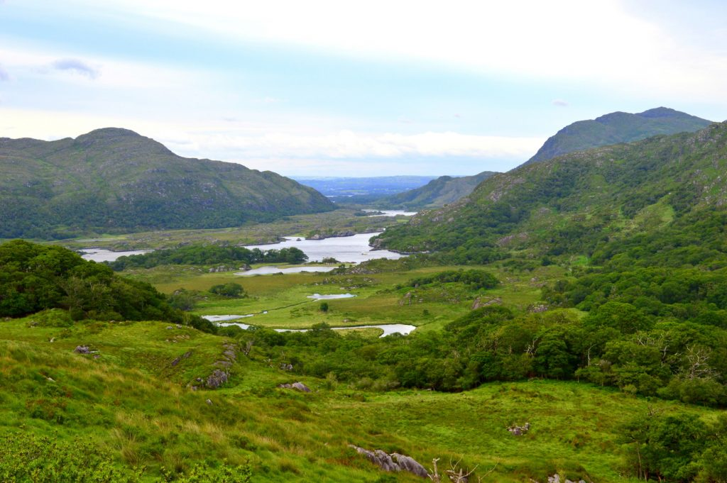 Ladies view is a sensational spot on the Ring of Kerry