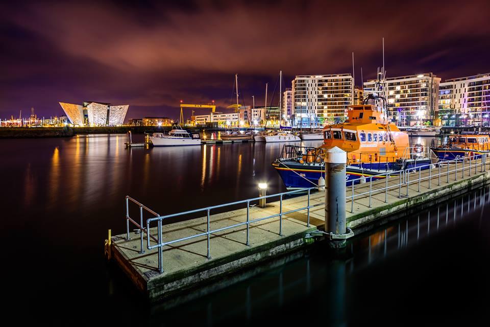 Titanic Quarter Belfast - Dualta McLaughlin