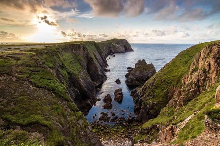 Tory Island, CO. Donegal. A wonderful spot! Credit to Owen clarke photography