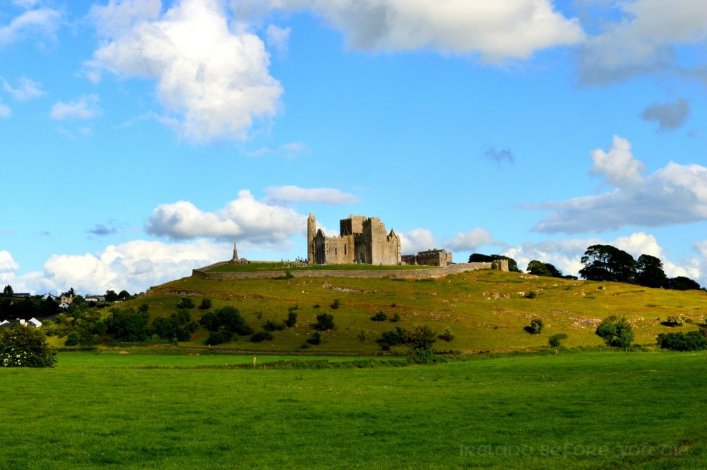 Rock of Cashel is a remarkable place to visit, it's both powerful and strong.