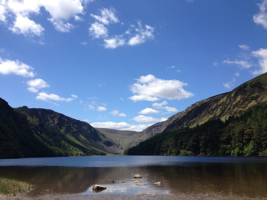 Next up on our list of photo-worthy locations in Ireland you must visit is Glendalough.