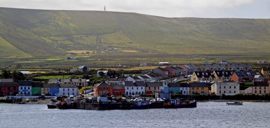 Ring of Kerry stops have to mention Portmagee, one of the best villages to visit.