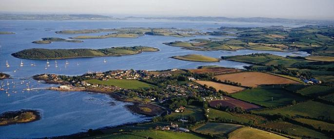 Strangford Lough in County Down is among the most beautiful places in the North of Ireland