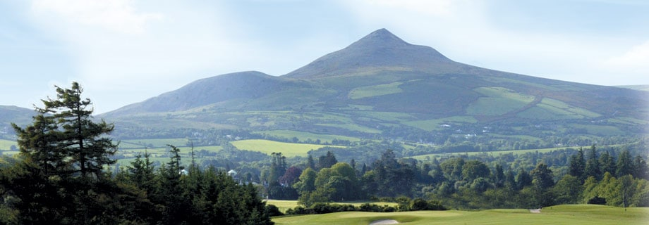 Great Sugar Loaf is a top place in Wicklow