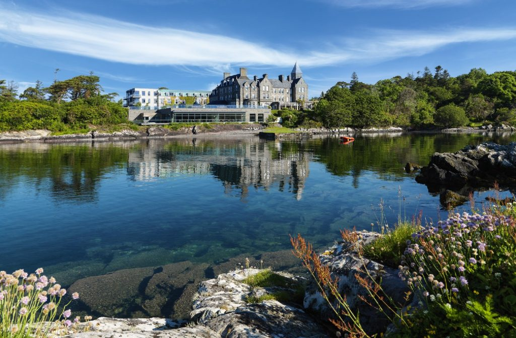 Parknasilla (Co. Kerry) – an activity haven