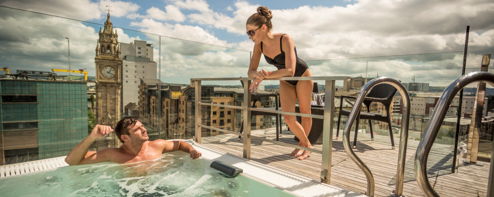 The Merchant is one of the best spa hotels in Ireland.