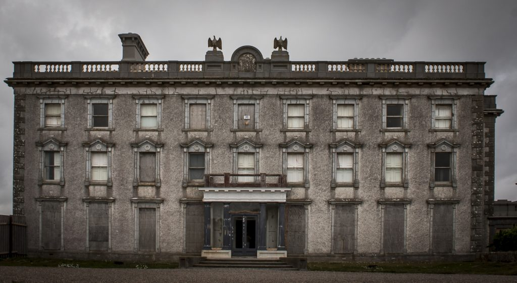 The Legend of Loftus Hall is so scary.