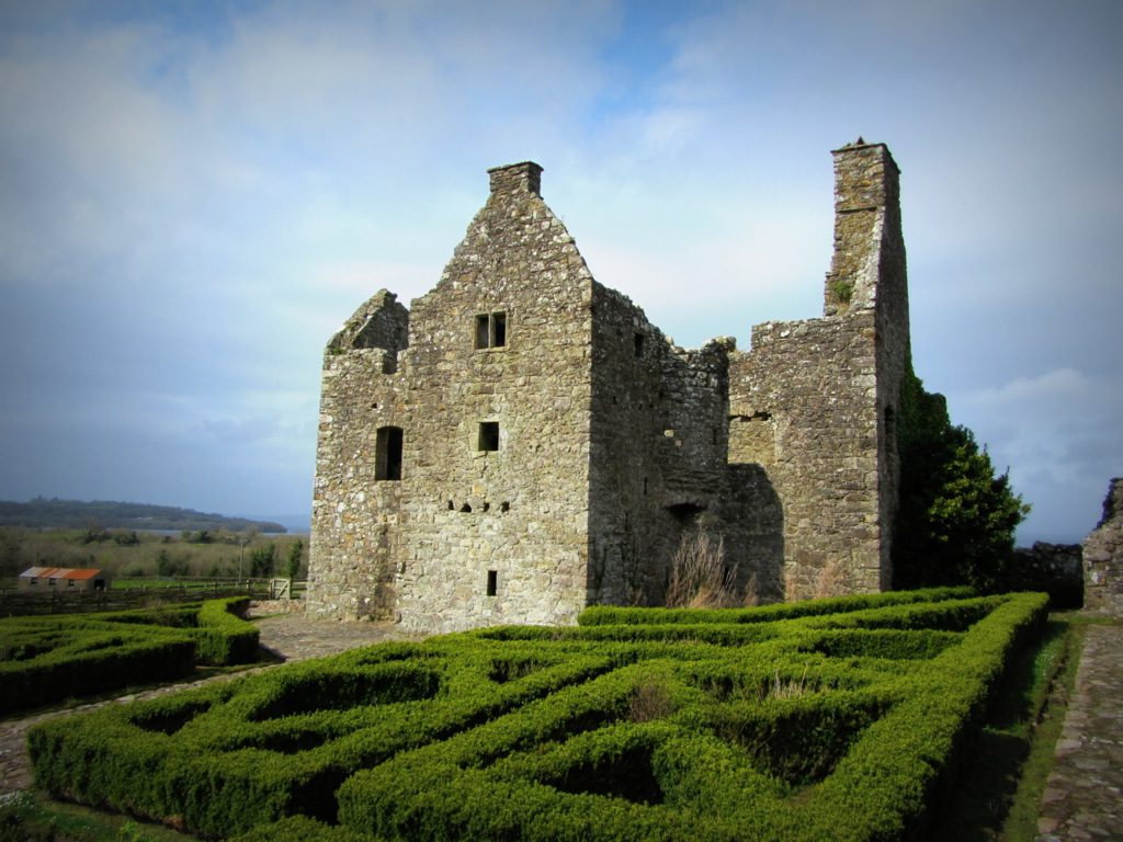 A brutal massacre happened in Tully Castle, making it one of the most haunted castles in Ireland.