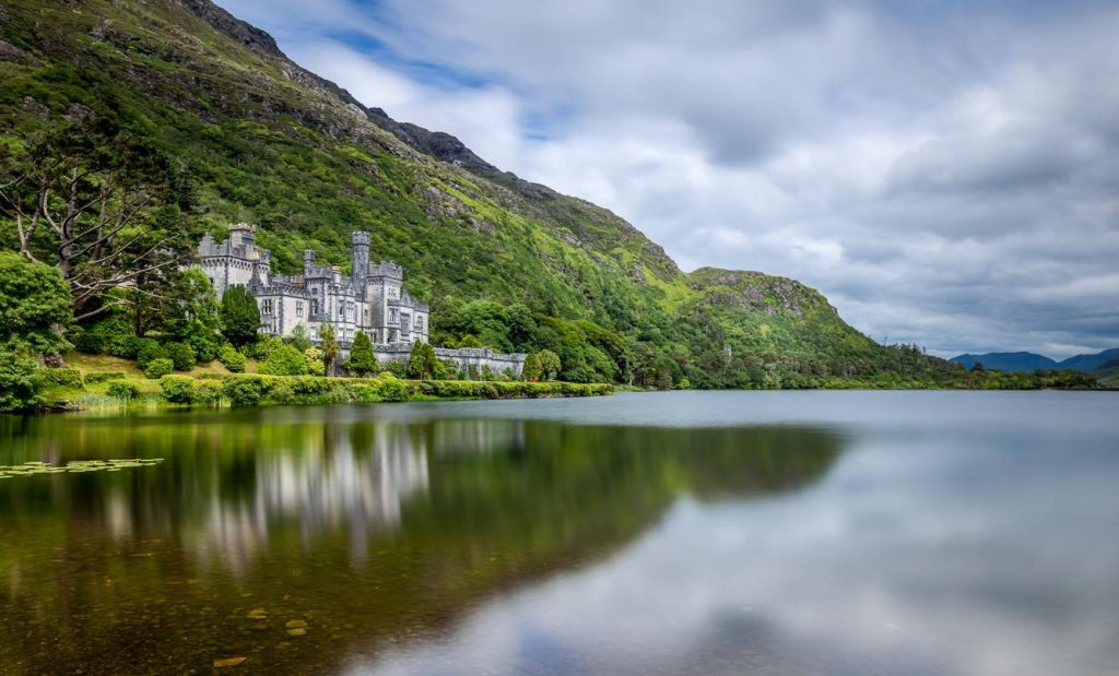 Kylemore Abbey – one of the best day trips from Galway