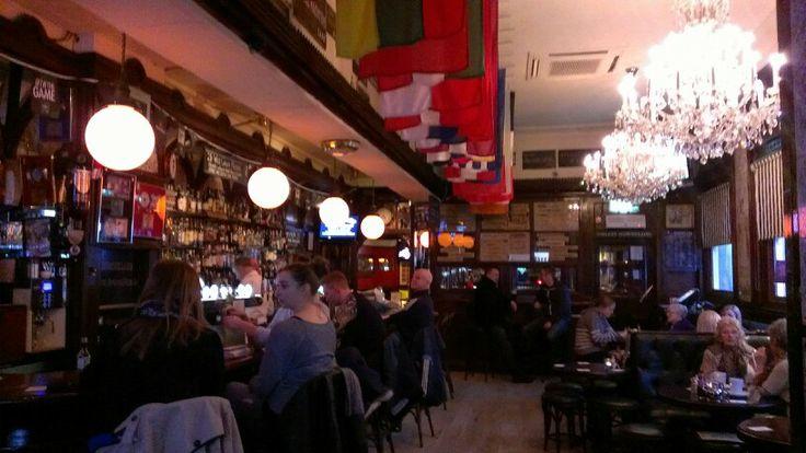 Bruxelles Pub, Dublin, County Dublin, Ireland