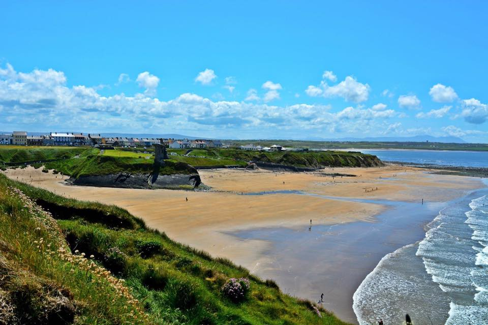 Escape to Ballybunion for a great spot in County Kerry Ireland.